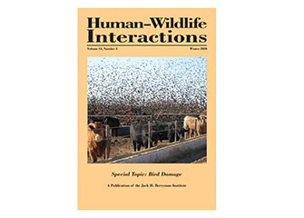 Human-Wildlife Interactions journal cover